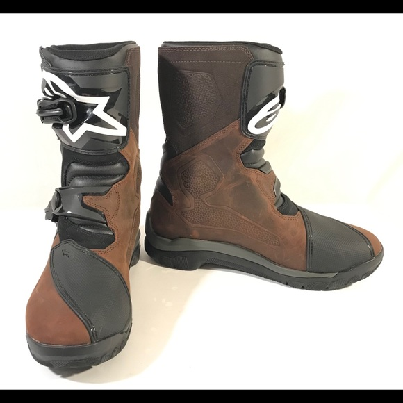 ALPINESTARS BELIZE Drystar Oiled Boots Men's 11